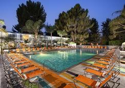 洛奇運動員酒店 - 洛杉磯 - 游泳池