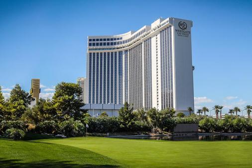 拉斯維加斯賭場酒店(原拉斯維加斯希爾頓酒店) - 拉斯維加斯 - 建築
