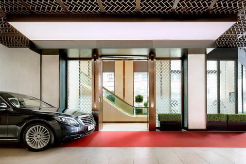 港島太平洋酒店 - 香港 - 酒店入口