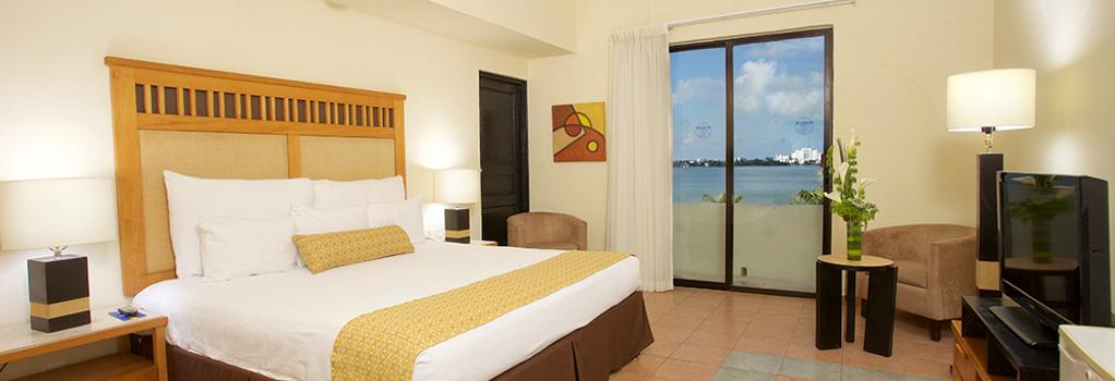 Hotel Nyx Cancun - 坎昆 - 臥室