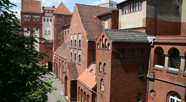 Three Little Pigs Hostel Berlin - 柏林 - 建築