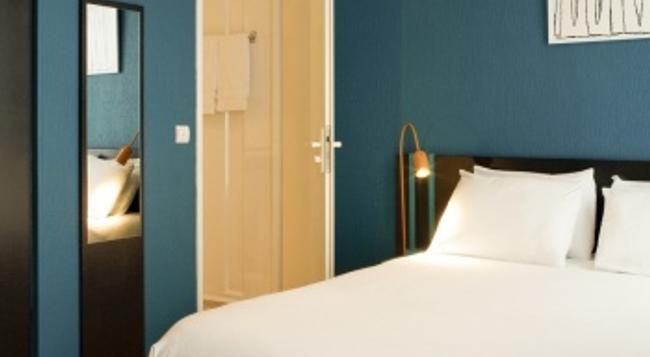 Hotel Daval - 巴黎 - 臥室