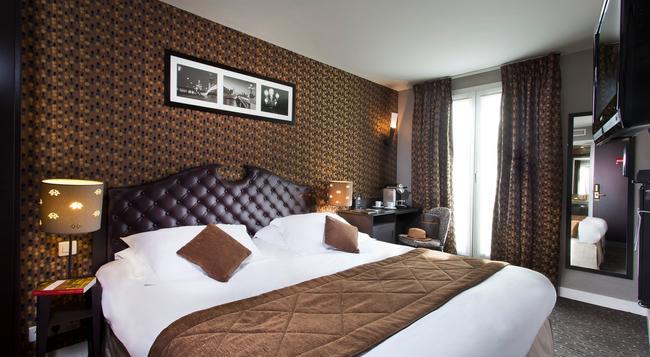 Hotel du Prince Eugene - 巴黎 - 臥室