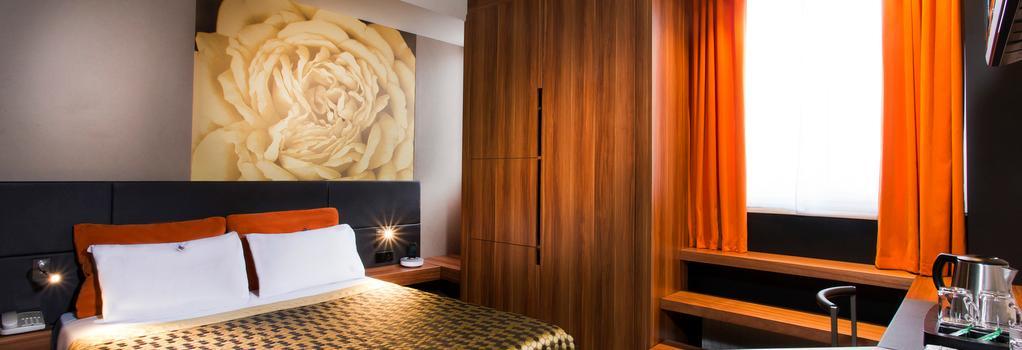 Hotel Elixir Paris - 巴黎 - 臥室