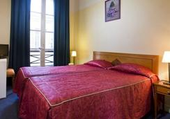 席爾瓦貝爾酒店 - 馬賽 - 臥室