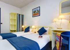 勞薩那酒店 - 尼斯 - 臥室