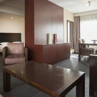 Appart Hotel Cosy Cadet Living Area