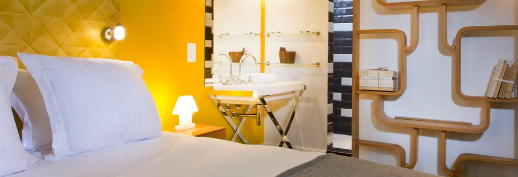 1er Etage Marais - 巴黎 - 臥室
