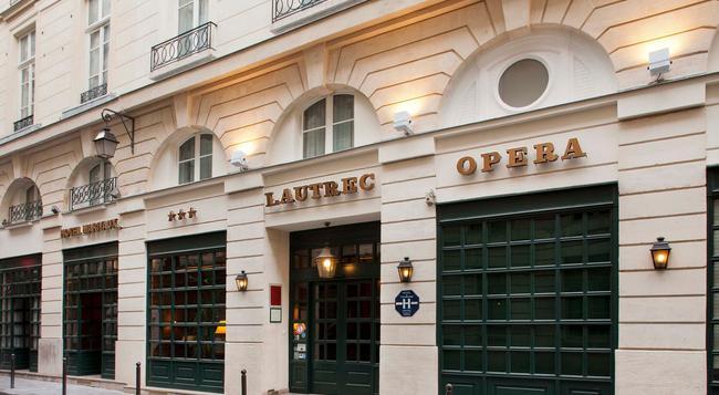 Hotel Lautrec Opera - 巴黎 - 建築