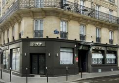 黃金酒店 - 巴黎 - 建築