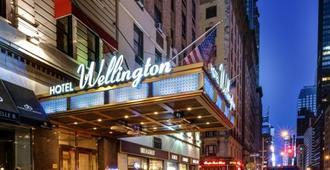 惠靈頓酒店 - 紐約 - 建築