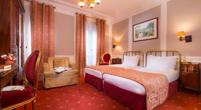 Hotel Belfast - 巴黎 - 臥室