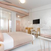 Le Lapin Blanc Guestroom