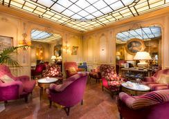 貝爾法斯特酒店 - 巴黎 - 大廳