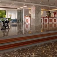 Divani Corfu Palace Lobby