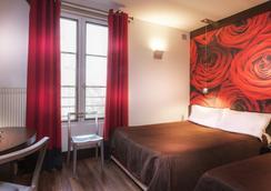 公園酒店 - 巴黎 - 臥室