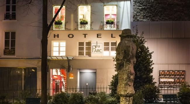 Hotel du Parc - 巴黎 - 建築
