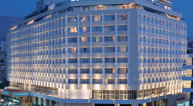 Divani Caravel Hotel - 雅典 - 建築