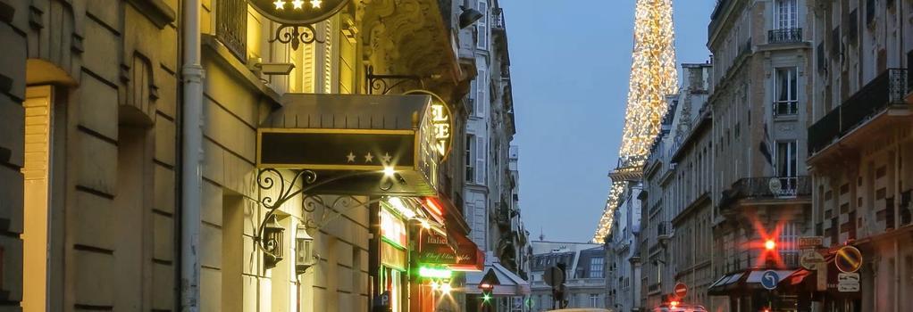 Elysees Union Hotel - 巴黎 - 建築