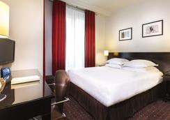阿爾伯聖米歇爾酒店 - 巴黎 - 臥室
