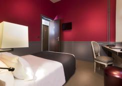 奧德昂酒店 - 巴黎 - 臥室