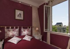 城堡酒店 - Vincennes - 臥室