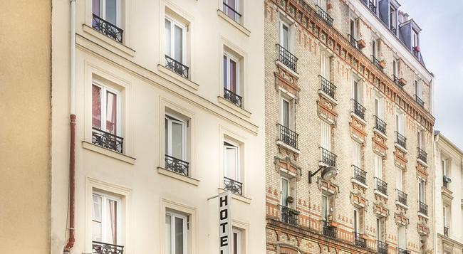 Hotel Montsouris Orleans - 巴黎 - 建築