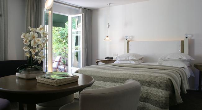 Hotel Pershing Hall - 巴黎 - 臥室