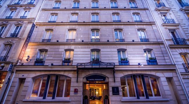 Hotel Pergolese - 巴黎 - 建築