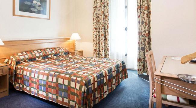 Hotel De Suez - 巴黎 - 臥室