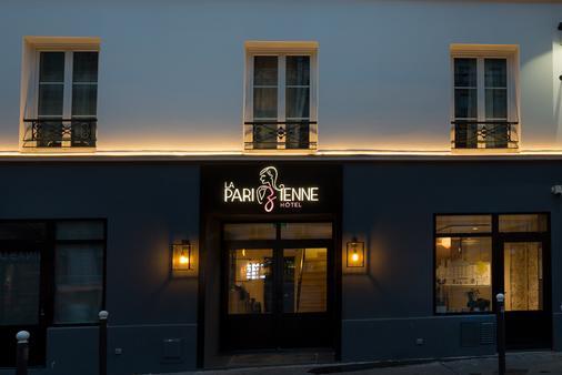拉帕日茲恩艾勒蓋恩切酒店 - 巴黎 - 建築