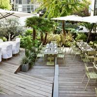 La Maison Champs Elysées Restaurant