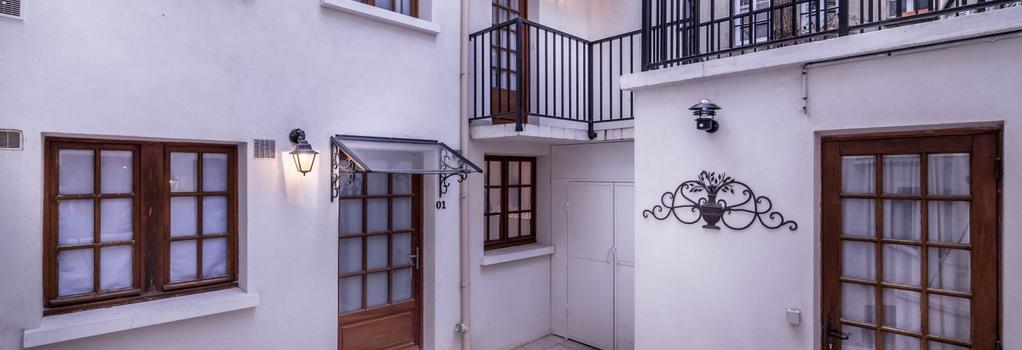 Hotel De Senlis - 巴黎 - 建築