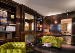 戰神艾菲爾酒店 - 巴黎 - 休閒室
