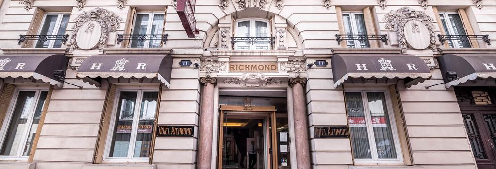 Richmond Opera Hotel - 巴黎 - 建築