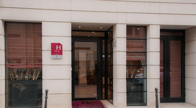 Des Deux Avenues Hotel - 巴黎 - 建築