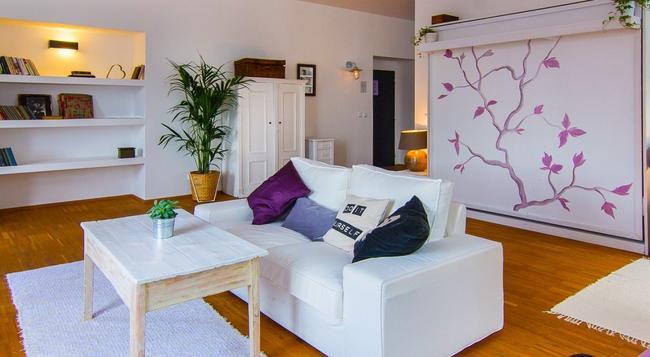 Fusion Hotel Prague - 布拉格 - 臥室