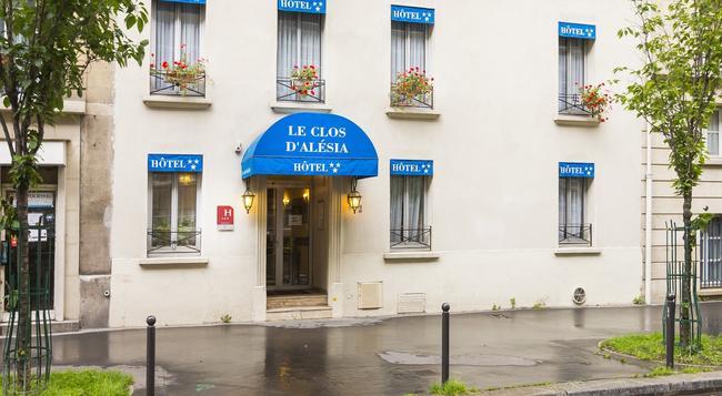 Le Clos d'Alésia - 巴黎 - 建築