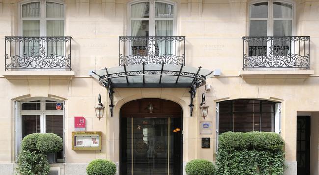 Best Western Premier Trocadero la Tour - 巴黎 - 建築