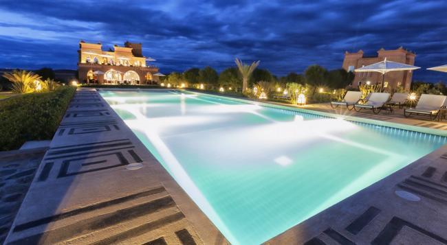 Hotel Sultana Royal Golf - 瓦爾扎扎特 - 建築