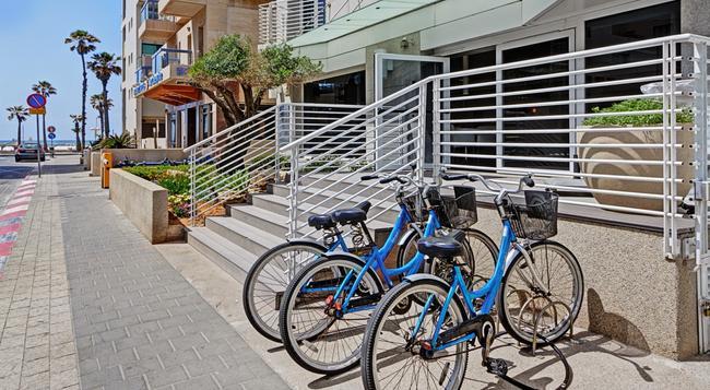 The Savoy Tel-Aviv, Sea Side - 特拉維夫 - 建築