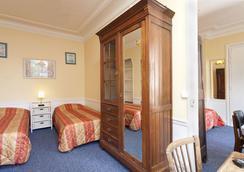 Pension Residence Du Palais - 巴黎 - 臥室