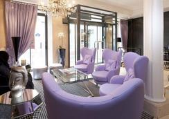 杜克丹魯酒店 - 巴黎 - 大廳