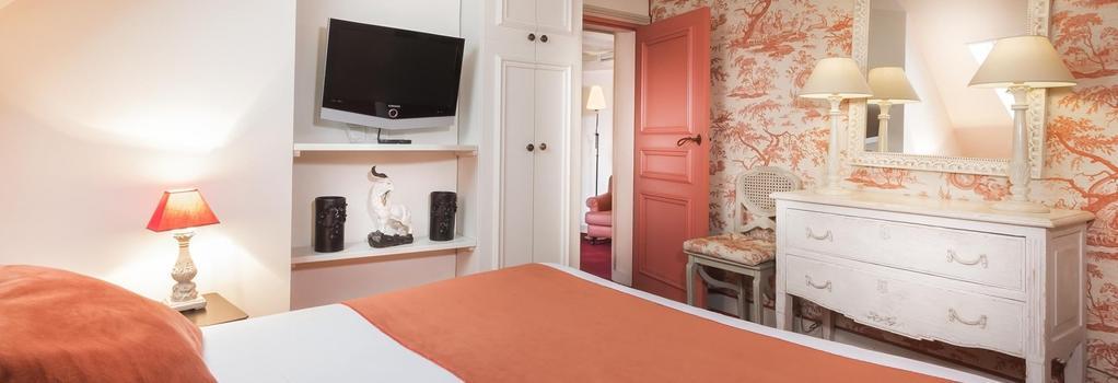 Hotel des Ducs d'Anjou - 巴黎 - 臥室