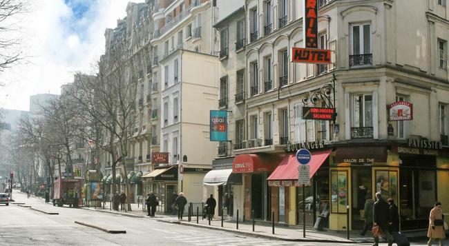 Corail - 巴黎 - 建築