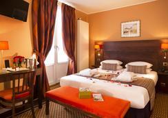 藝術酒店 - 巴黎 - 臥室