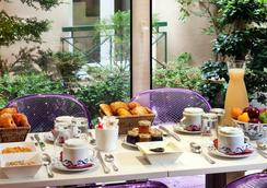 阿布羅特爾酒店 - 巴黎 - 餐廳