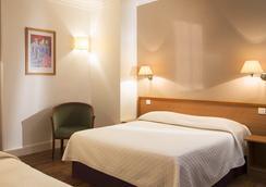 巴黎中央酒店 - 巴黎 - 臥室