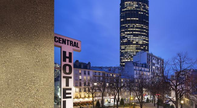 Central Hotel Paris - 巴黎 - 建築