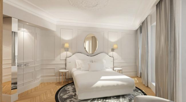 Hotel Trinité Haussmann - 巴黎 - 臥室